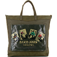 Sac � main David Jones taille L